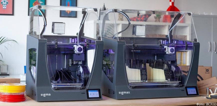 Компания BCN3D поделилась чертежами 3D-принтеров Sigma R19 и Sigmмах R19