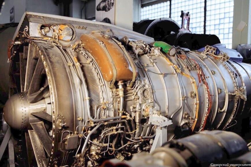 Самарский университет и ПАО «Силовые машины» разработают газотурбинную установку на метан-водородном топливе