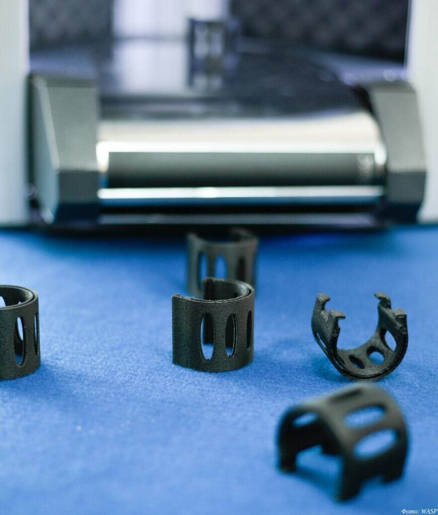 WASP анонсировала «конвейерный» 3D-принтер WASP 2040 Production