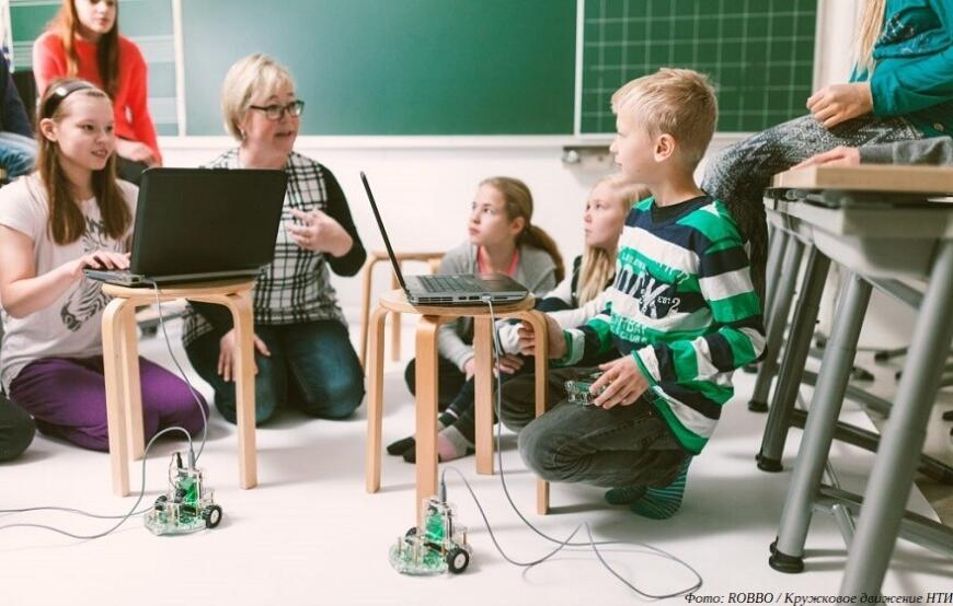 Первые школы сети ROBBO Academy Future Skills откроются в сентябре