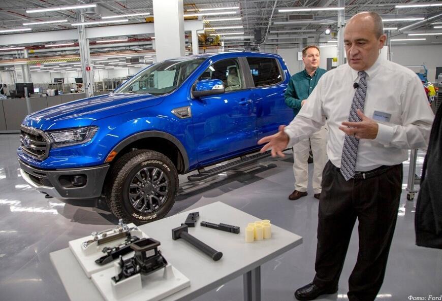 3D-принтеры на любой вкус: General Motors оборудовала аддитивный производственно-внедренческий центр