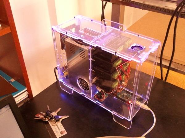 схема 3d принтера на arduino mega скачать