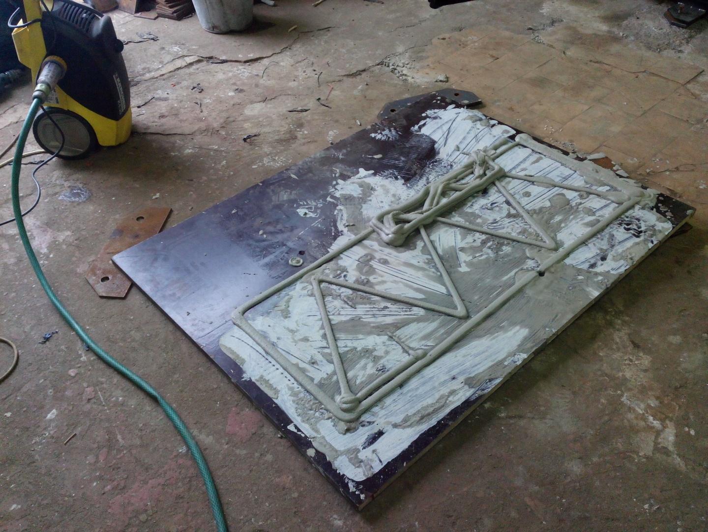 Сверхпрочного бетона своими руками