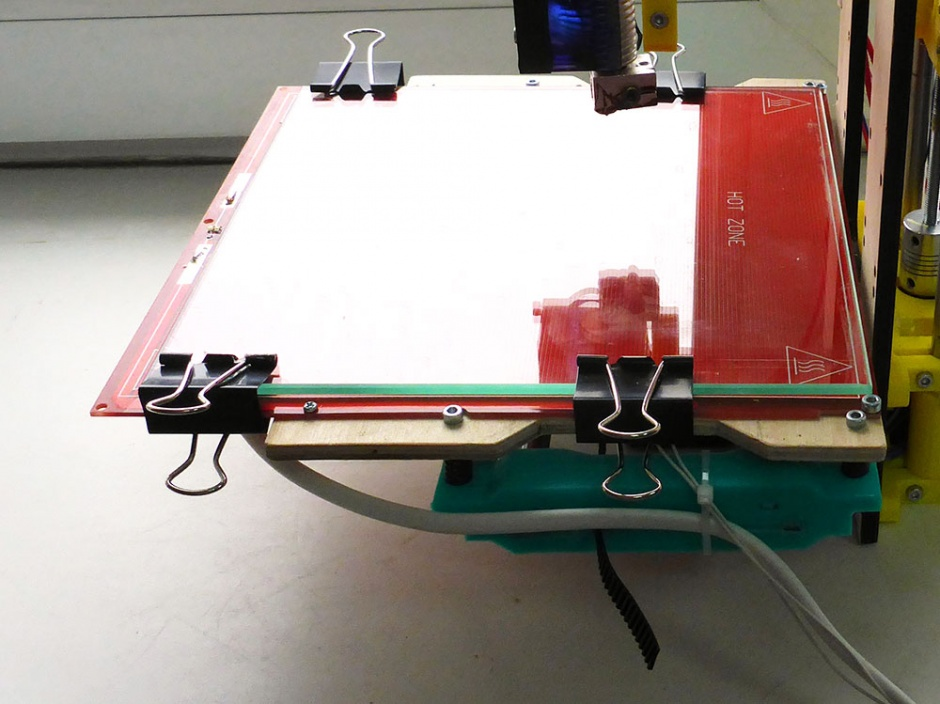 Стол 3д принтера