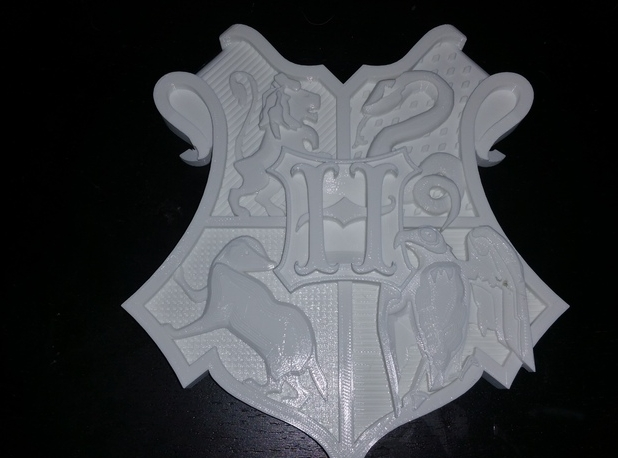 Harry Potter Hogwarts Crest