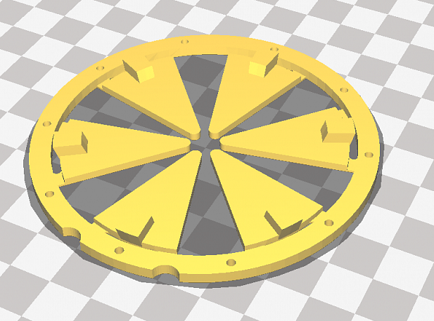 Speed Feed Rotor