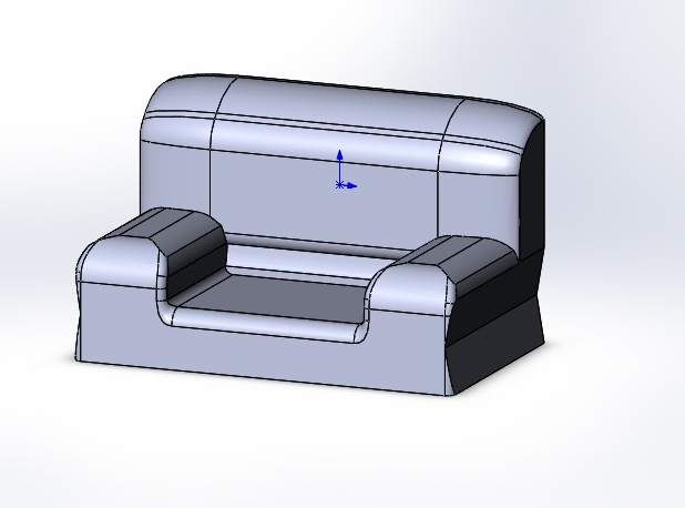 "Картинки по запросу ""диван на 3d принтере"""