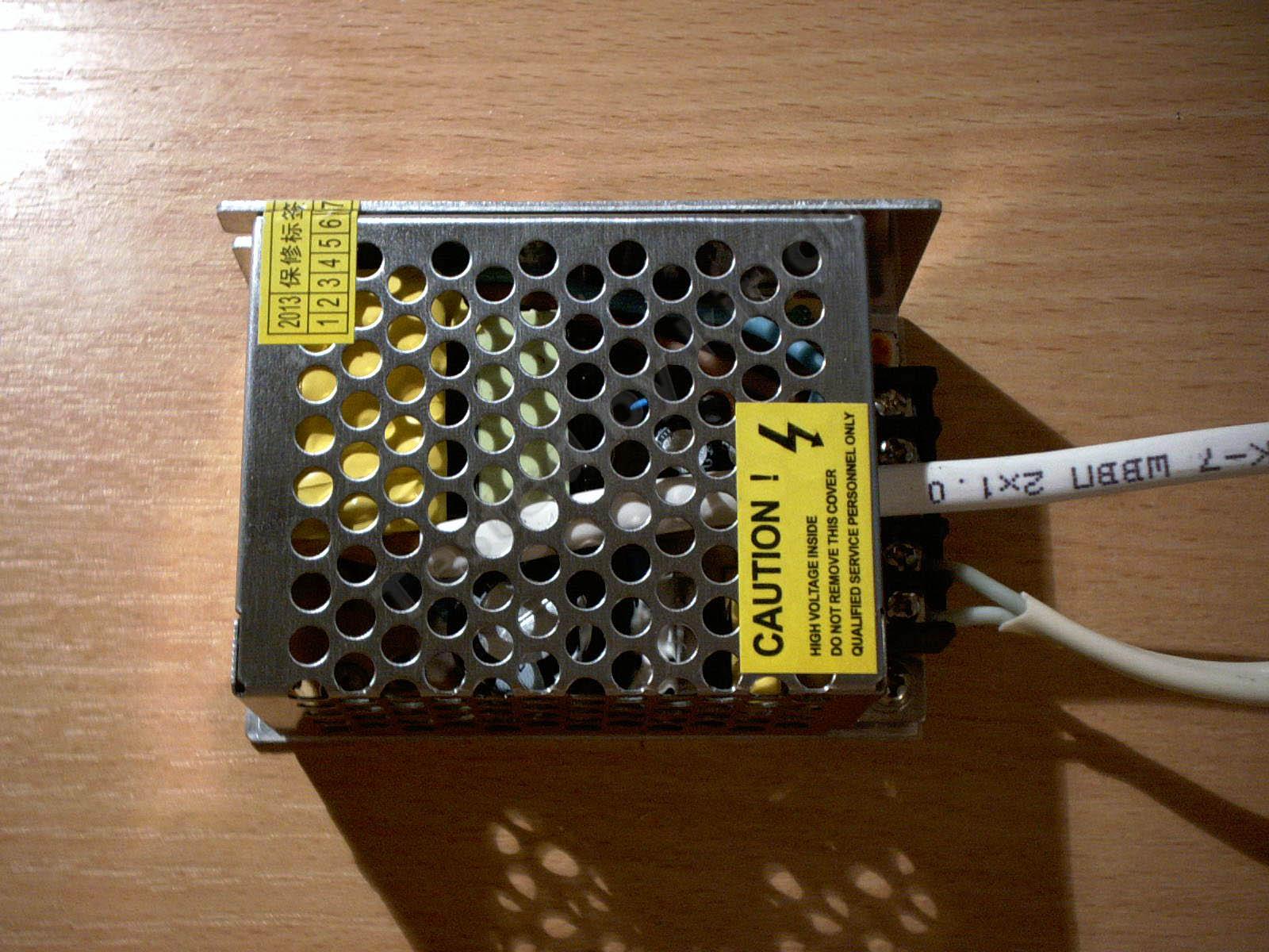 Как сделать 1.5 вольта от сети