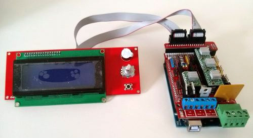 LCD + RAMPS 1.4