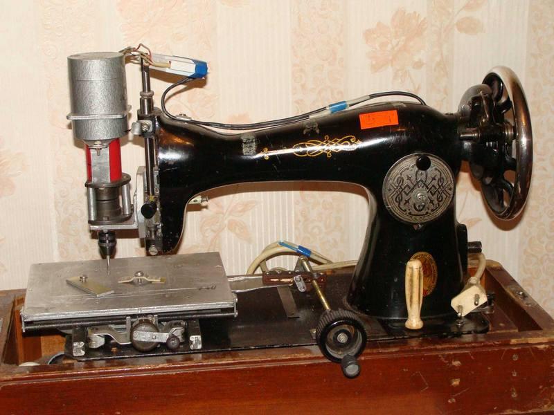 Как сделать швейную машинку в домашних условиях 273