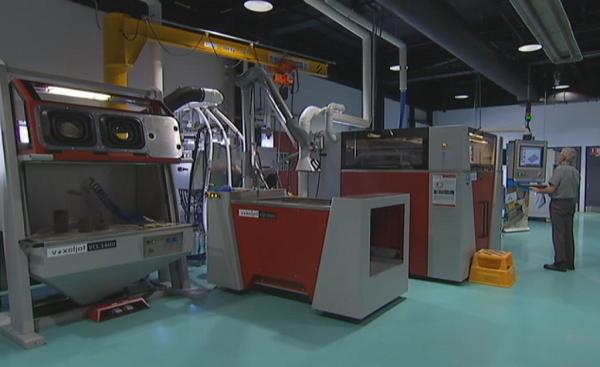 103-летний спорткар возродили при помощи 3D-принтера