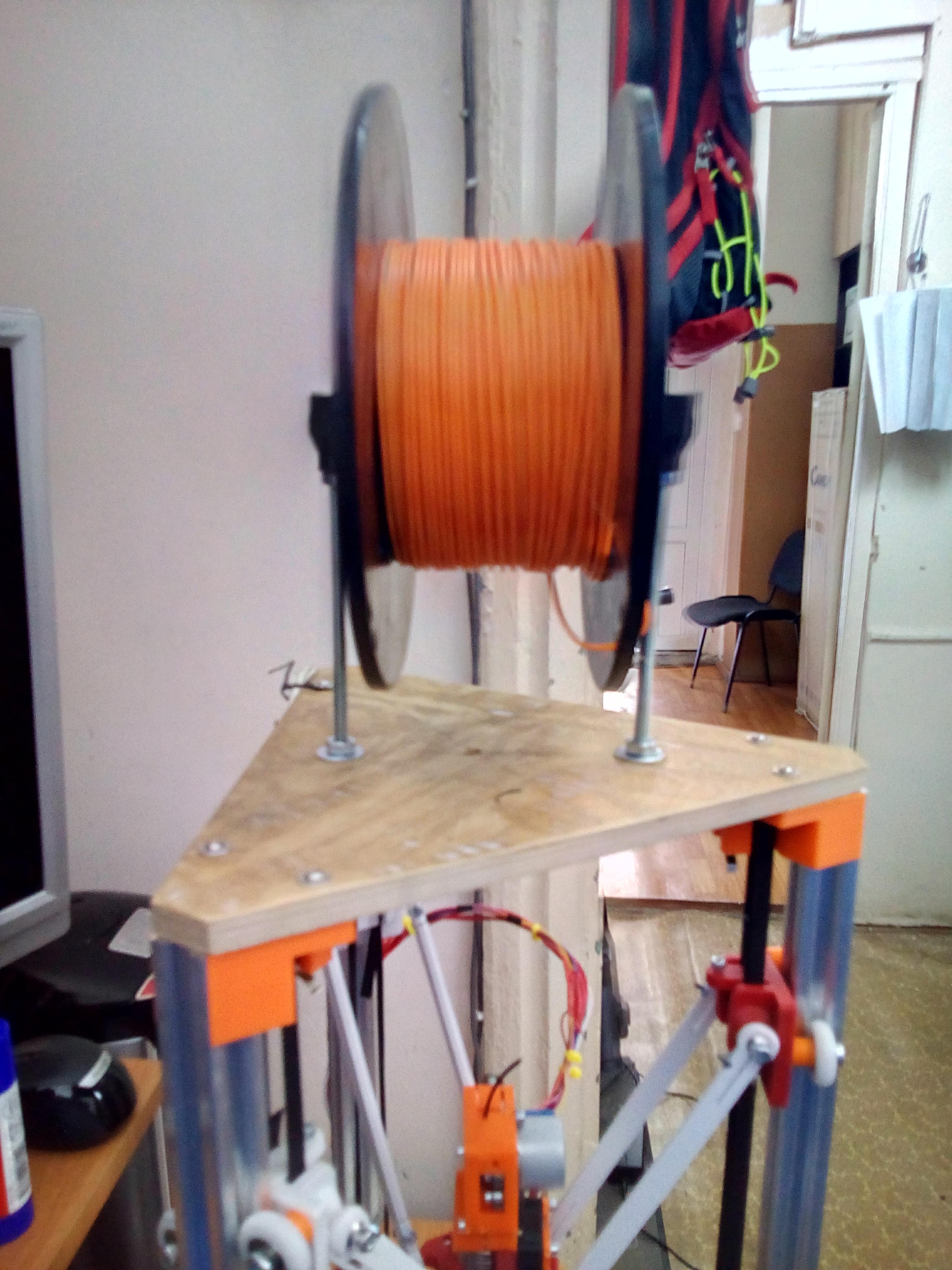 12kit=24pcs 3D Printer Reprap Delta Kossel K800 Round Screw Ball+Round Magnetic