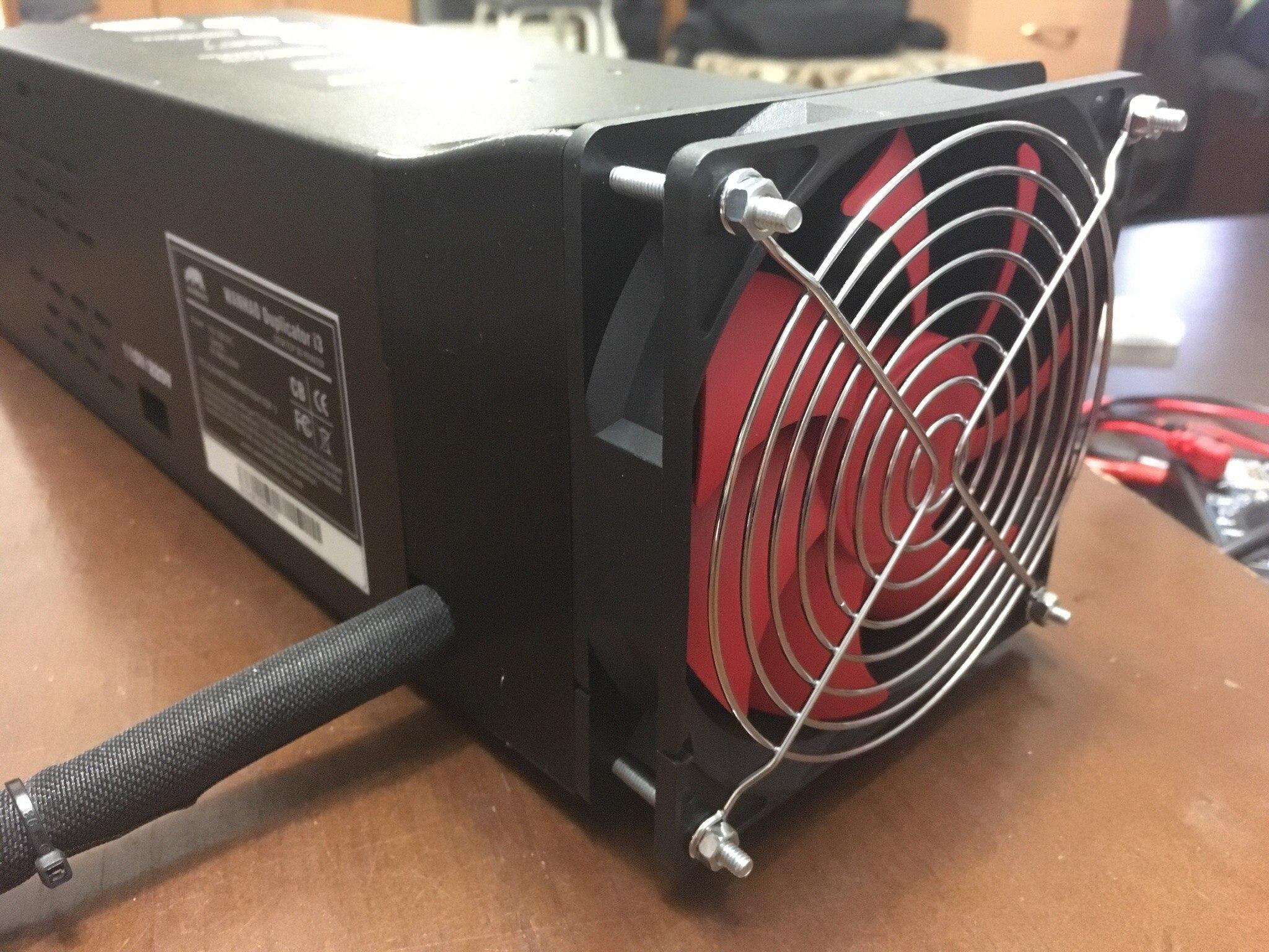 Радиатор для блока питания своими руками 71