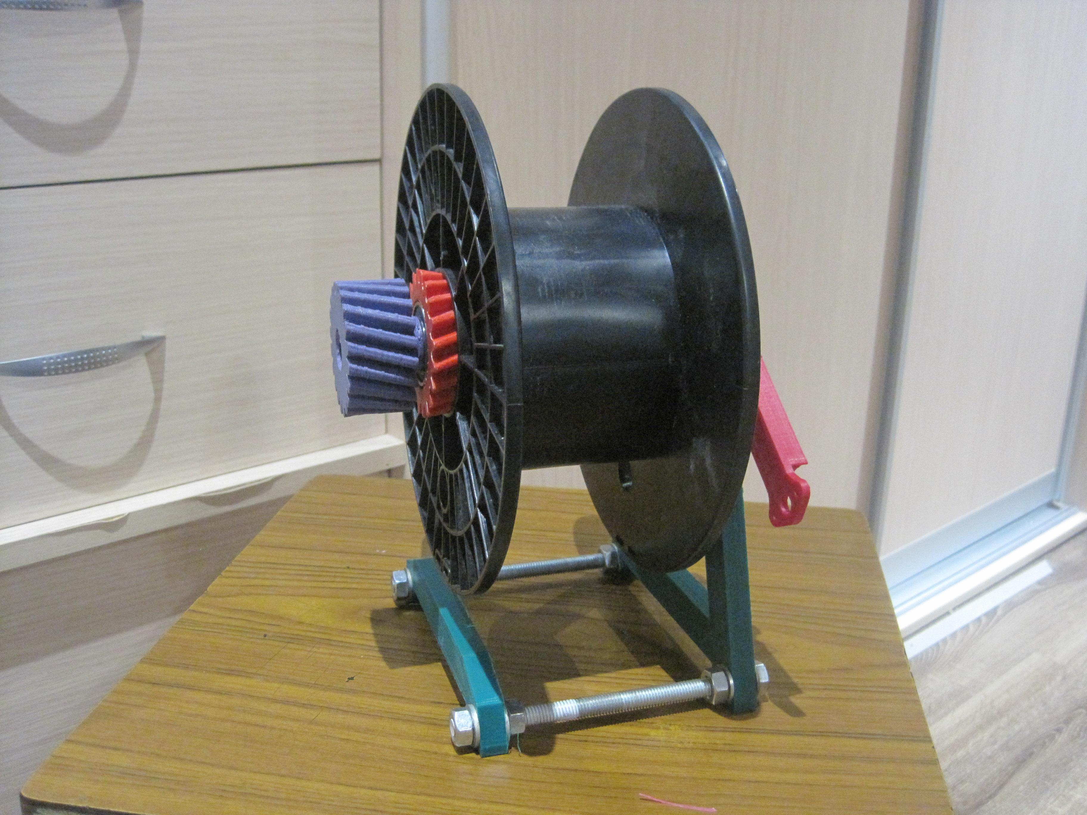 Экструдер для прутка для 3d принтера своими руками фото 612