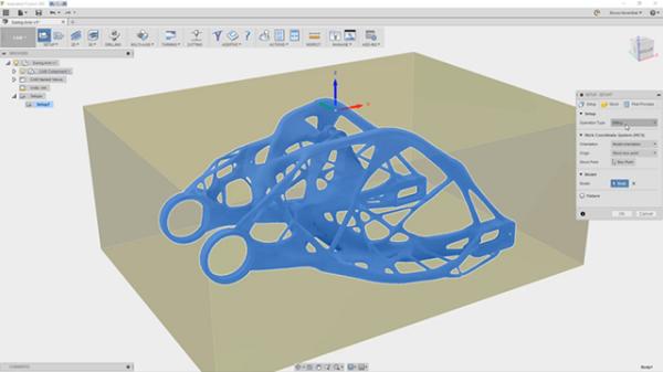 Технология на базе искусственного интеллекта появилась в Autodesk Fusion 360