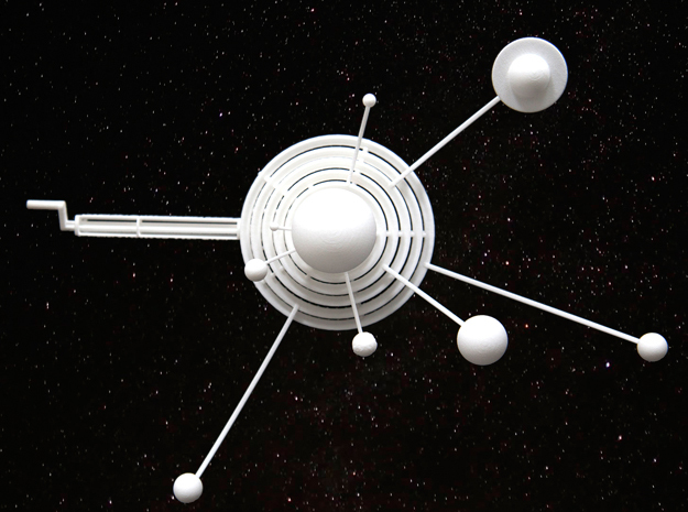 3d модели солнечная система:
