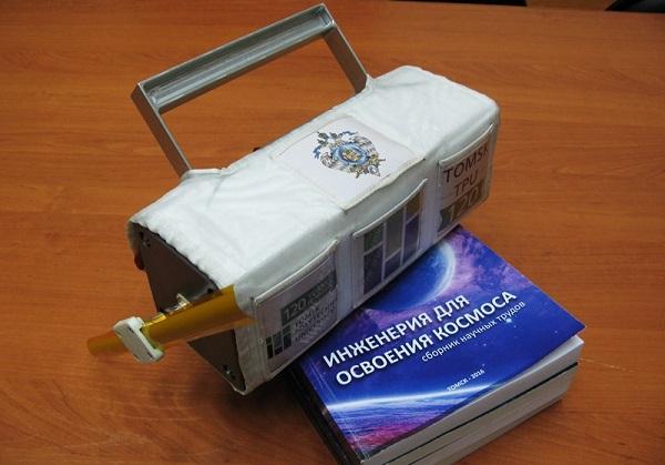Новый наноспутник изТомска будет запущен наорбиту вконце лета