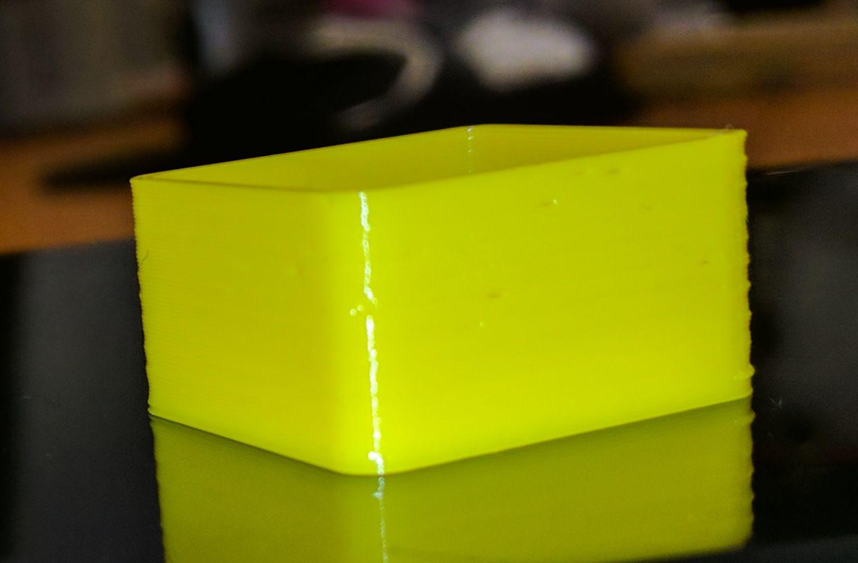 кубик печать фото