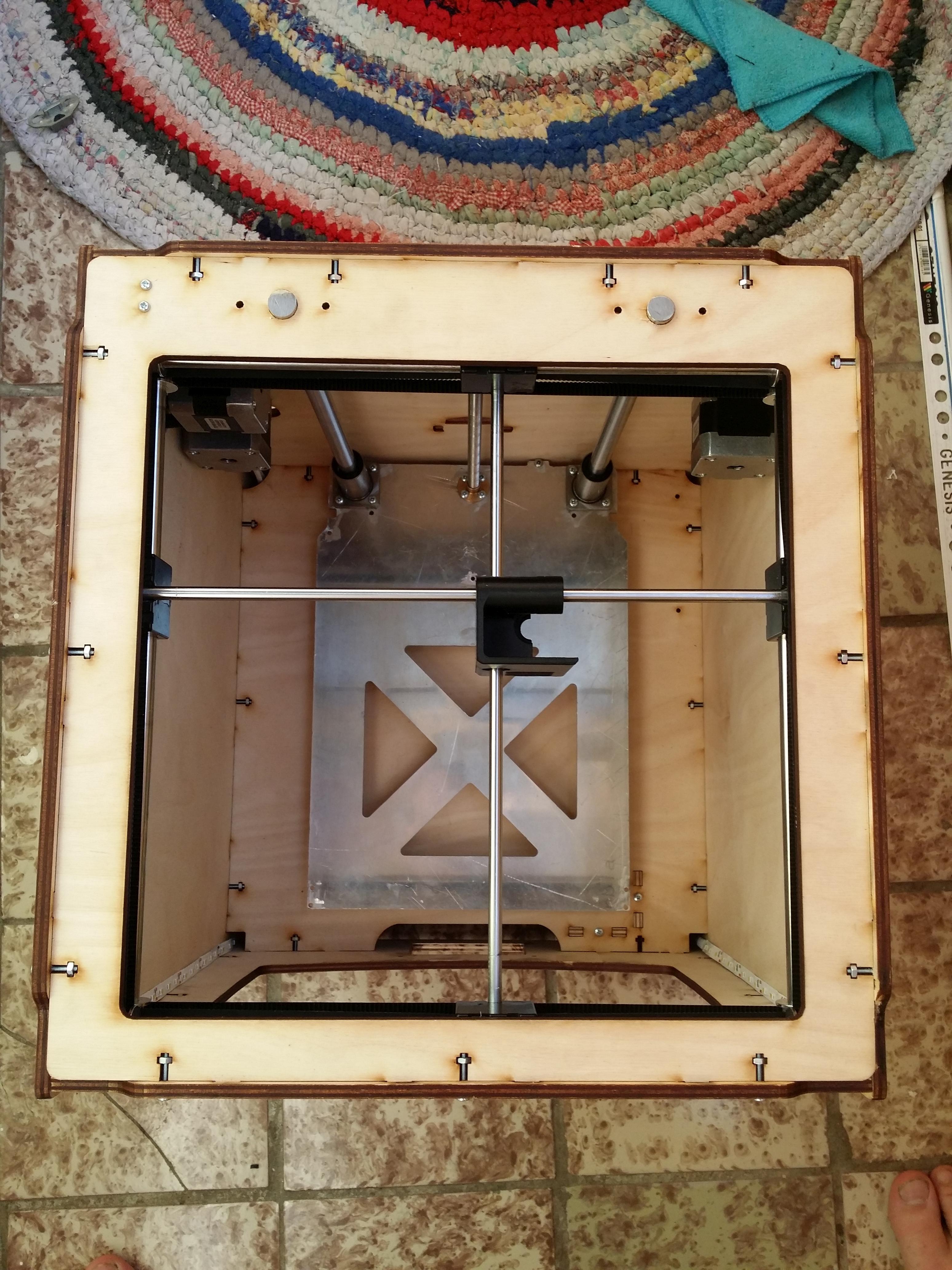 Собираем 3d принтер своими руками пошаговая инструкция часть 2 30