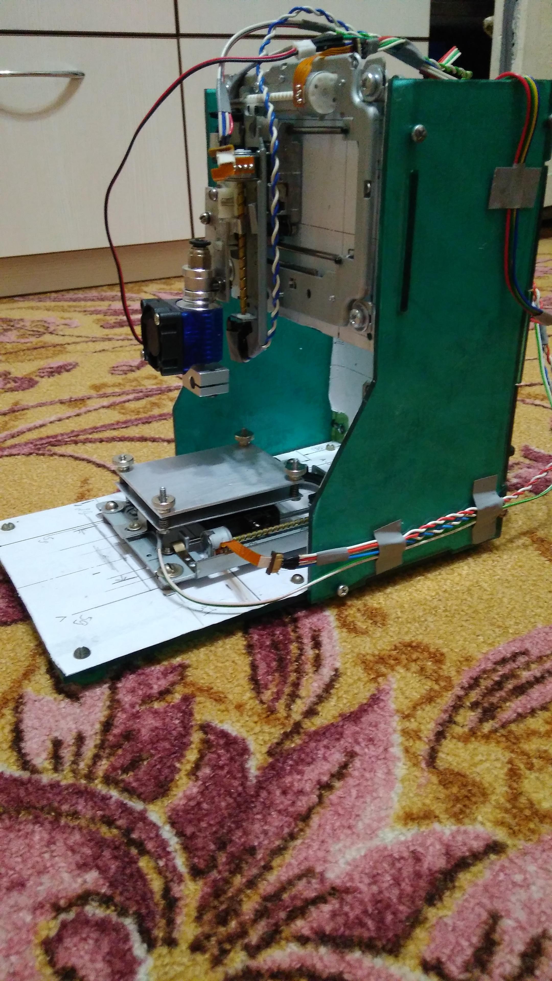 3d принтер на arduino uno своими руками