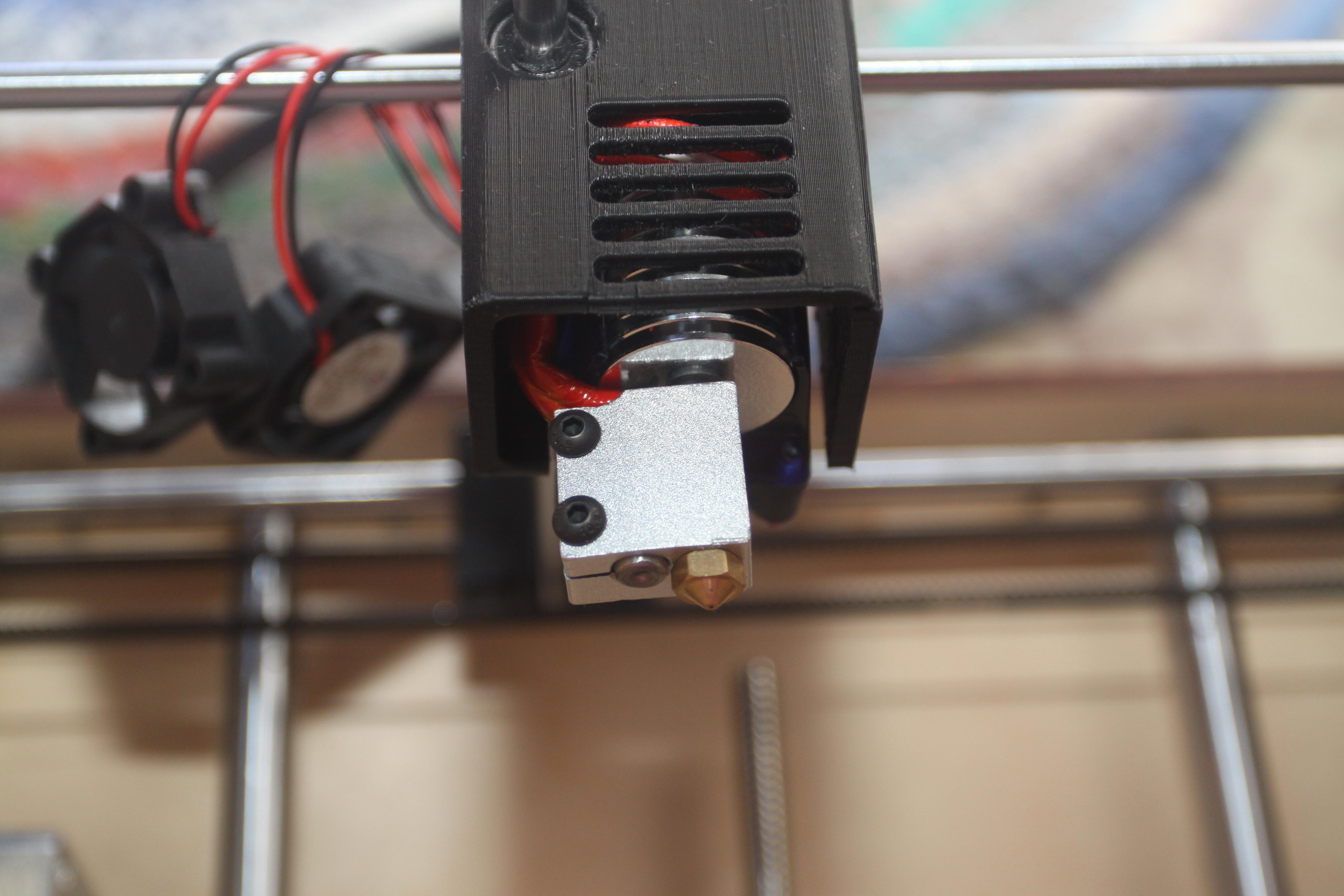 Собираем 3d принтер своими руками пошаговая инструкция часть 2 76