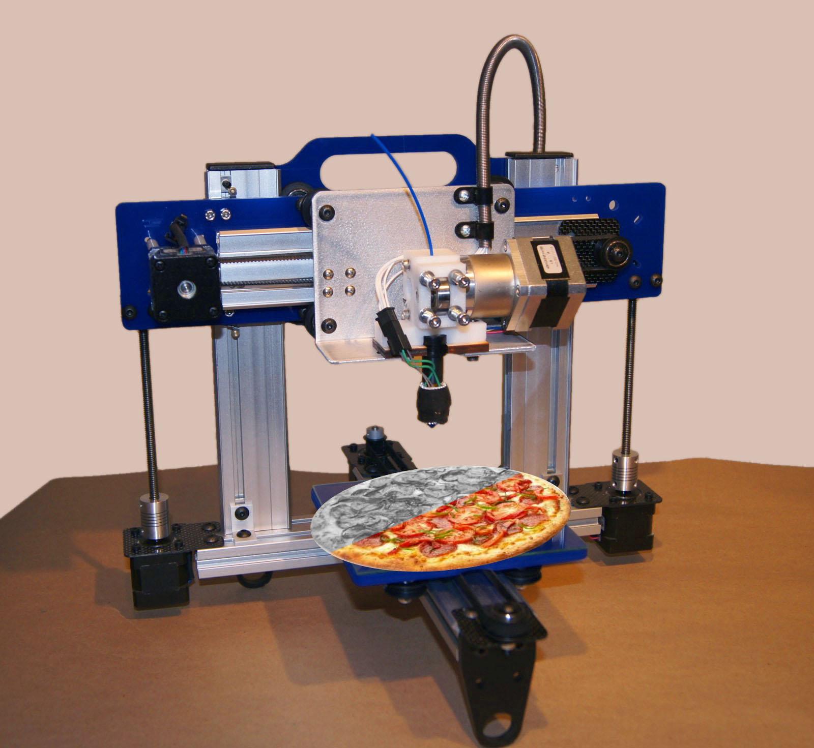 3D Принтер — свобода для вашего творчества
