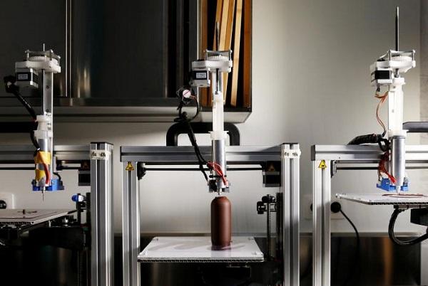 ВБельгии шоколад будут делать при помощи 3D-принтера