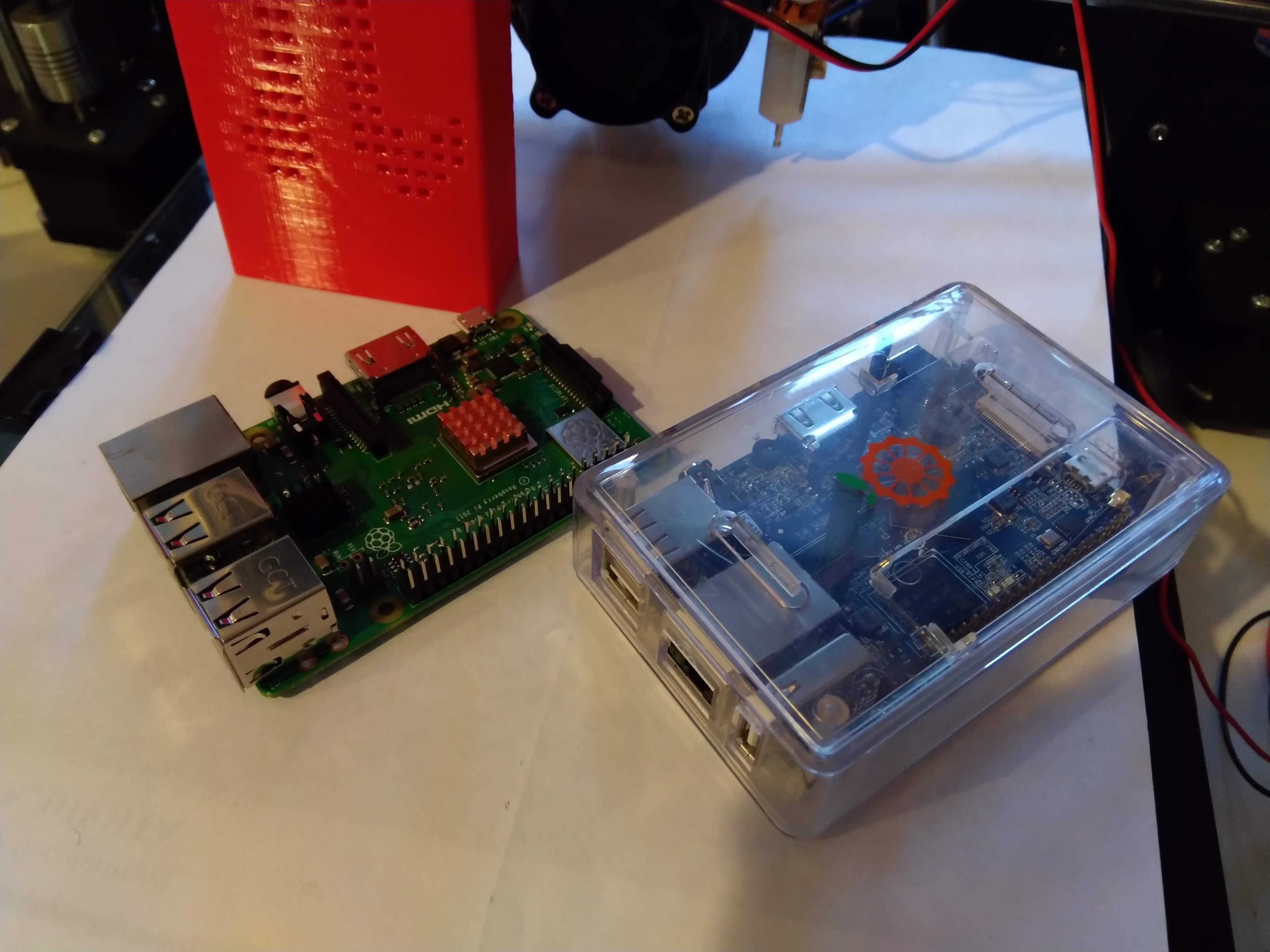 Фруктовые разборки: Orange Pi PC Plus или Raspberry Pi 3B+