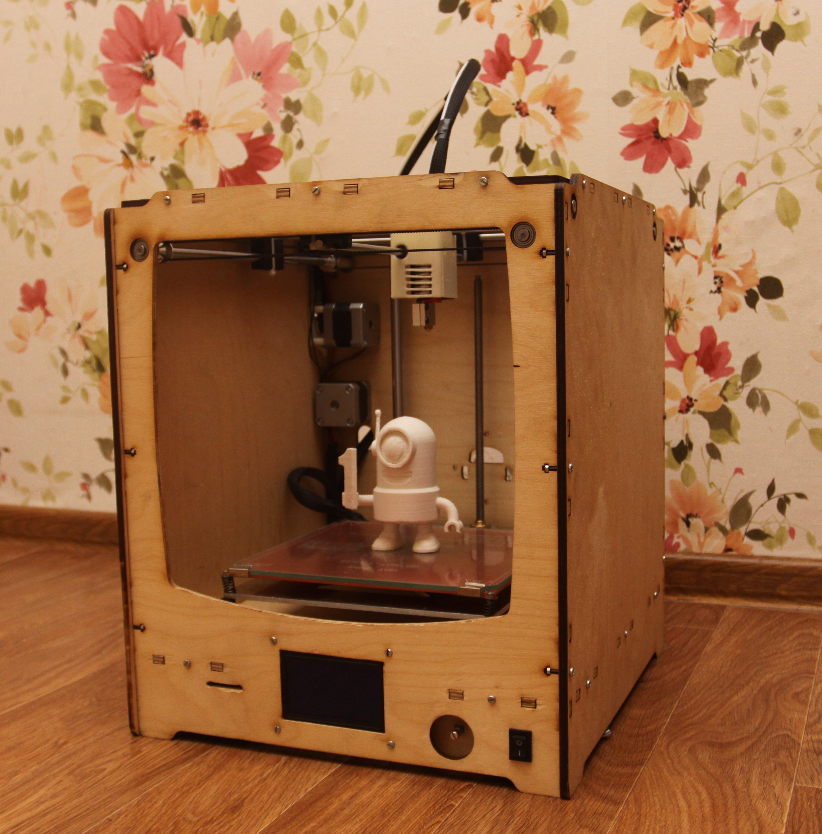 3d принтер своими руками за 60-100$ пошаговое руководство