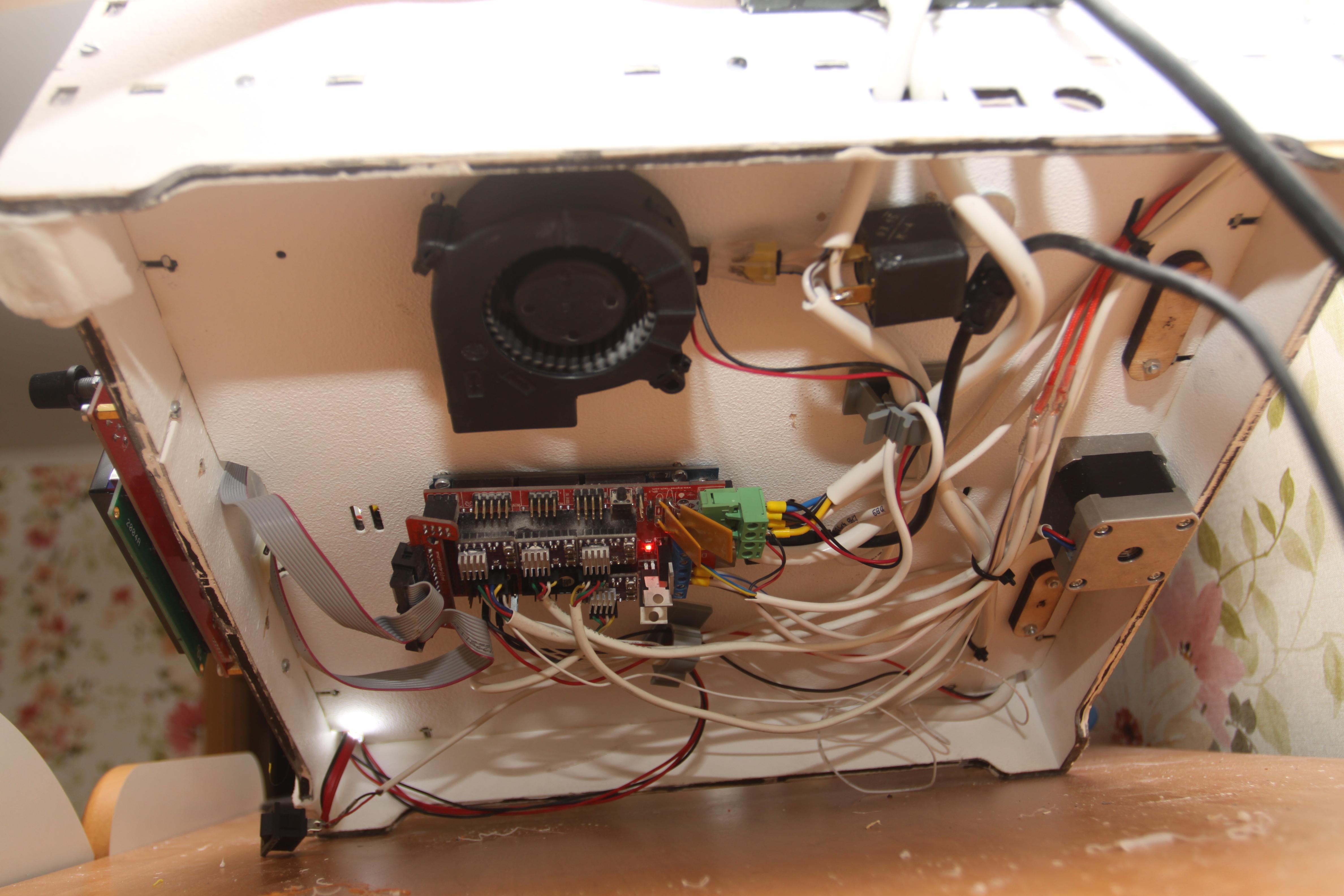 инструкция по установке принтера mb 214
