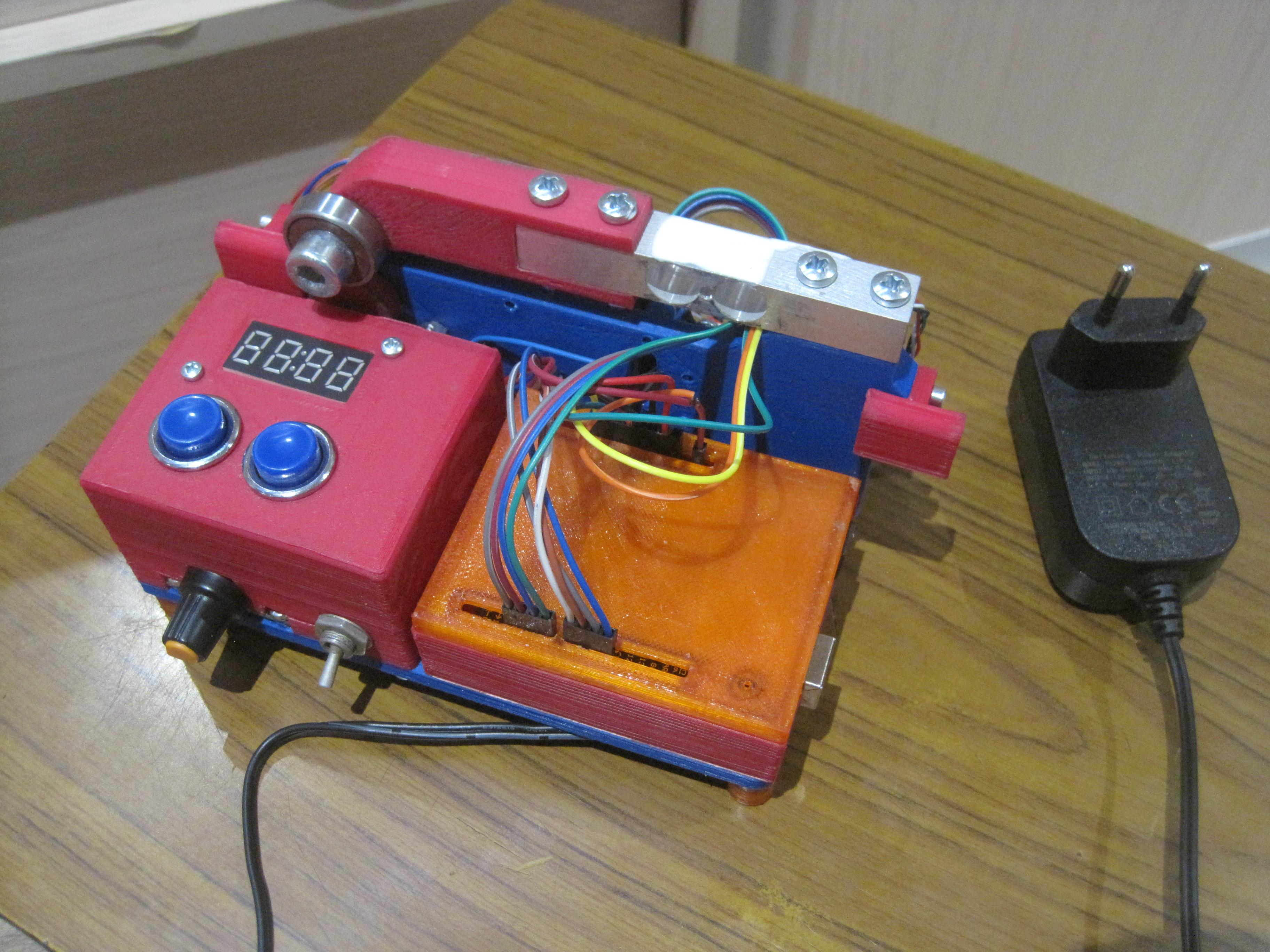 Экструдер для прутка для 3d принтера своими руками фото 750