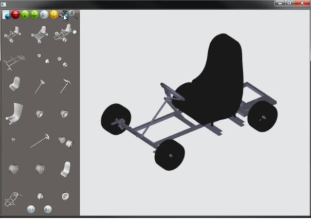 Программа Моделирование Шкафов