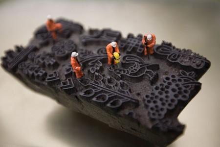 PLA-пластик идеален для 3D-печати объектов с тщательной детализацией