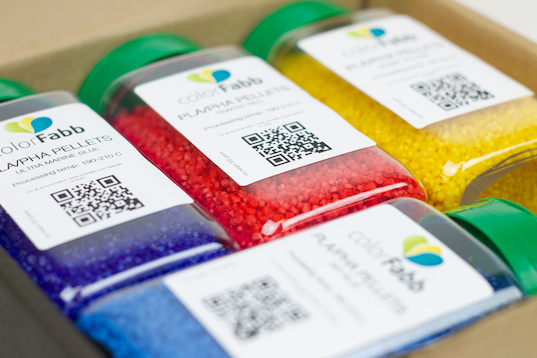 Гранулы colorFabb