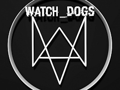 Логотип Watch Dogs