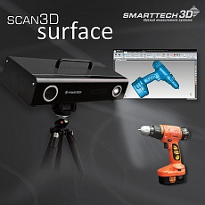 Scan3D Surface