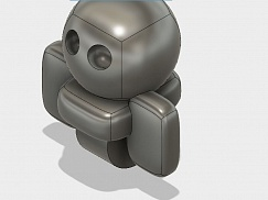 lIttle cute robot
