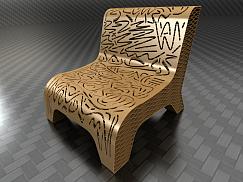 Кресло структурное
