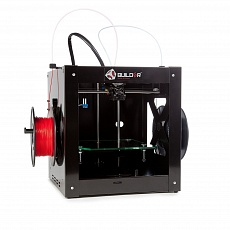 Builder dual feed extruder