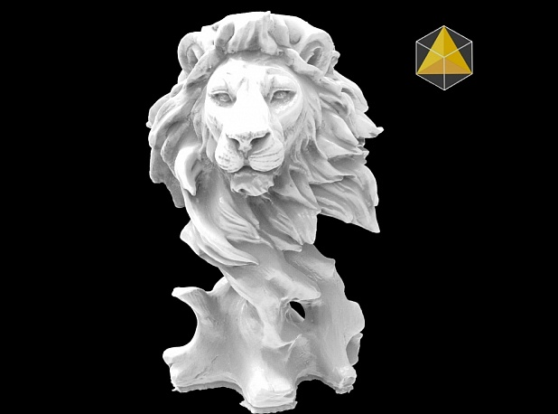 Lion Sculpture / Лев