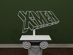 X-Men Comic logo