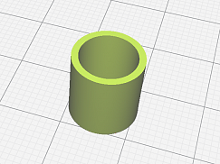 удлинённые шайбы для Ultimaker Plastmaska
