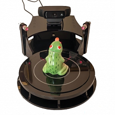 Rubicon 3D scanner