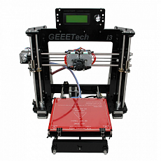 Geeetech Unassembled Prusa I3 pro C dual extruder
