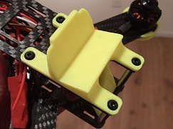 Gopro / XIAOMI YI Mount for Lisam LS-210 30°