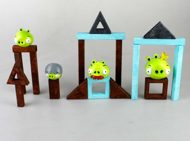 MINION PIG - Angry Birds