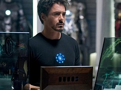 IRON MAN 2 ARC REACTOR BASE