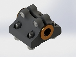 CS8uu cargo (bronze bushing)