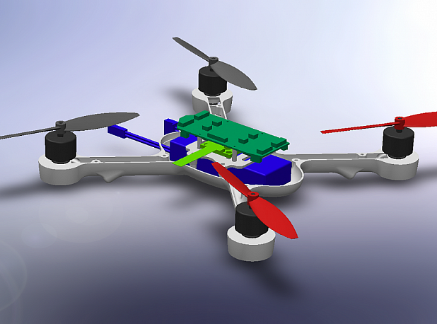 fourcopter