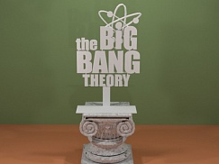 The Big Bang Theoty logo
